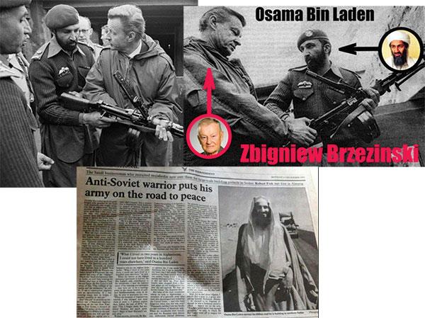 Zbigniew BinLaden 2. SAVAŞLARIN SAHTE İDEOLOJİK ZEMİNİ: MEDENİYETLER ÇATIŞMASI
