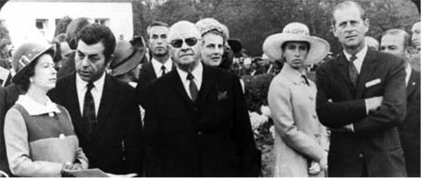 71muhtira sonrasi kralice elizabeth AB VE NATODA İNGİLİZ DERİN DEVLETİ