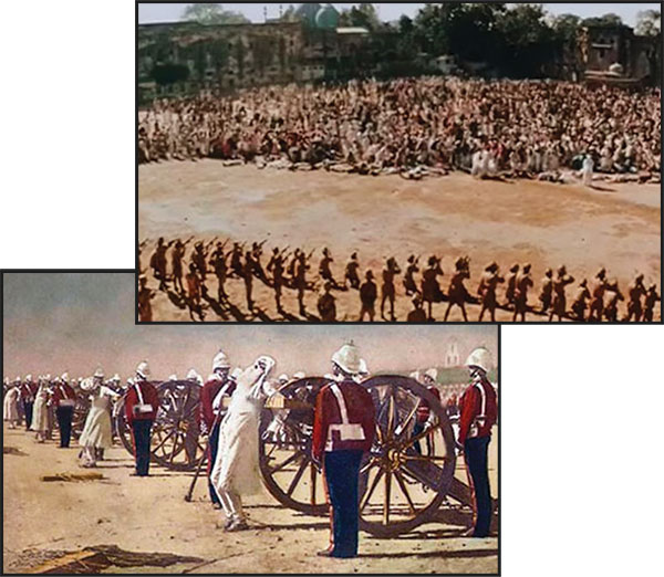 Amritsar 1 İNGİLİZ DERİN DEVLETİ VE SÖMÜRGECİLİK ZULMÜ