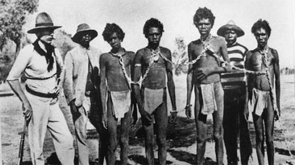AvustralyaAborjin2 3 İNGİLİZ DERİN DEVLETİ VE SÖMÜRGECİLİK ZULMÜ