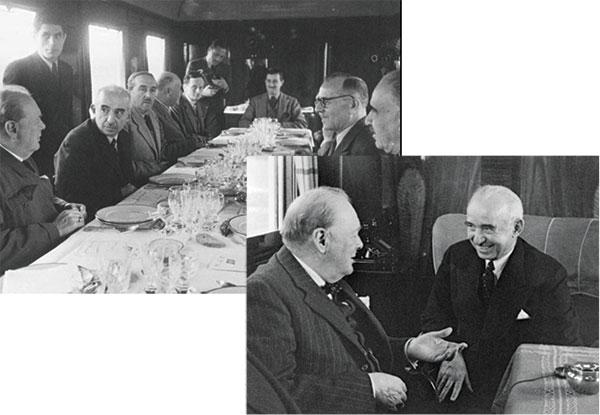 Churchill Adana 1 1 İNGİLTERENİN TÜRKİYEYİ SAVAŞA DAHİL ETME ÇABALARI