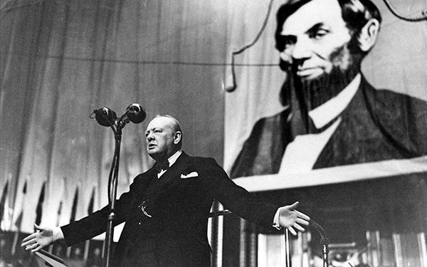 Churchill Zurih konusmasi AB VE NATODA İNGİLİZ DERİN DEVLETİ