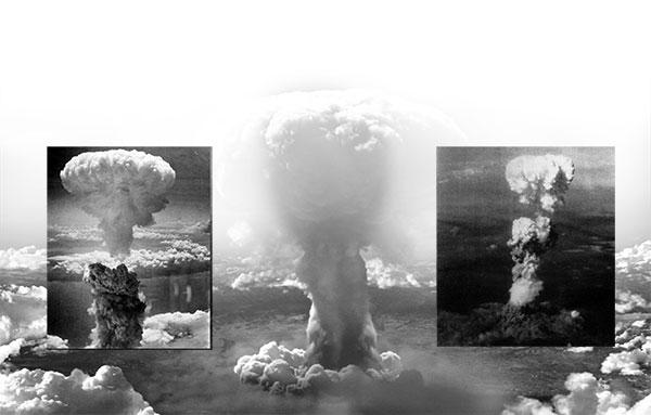 Hiroshima2 ABDNİN SAVAŞA SÜRÜKLENMESİ