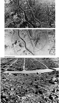 Hiroshima3 1 ABDNİN SAVAŞA SÜRÜKLENMESİ