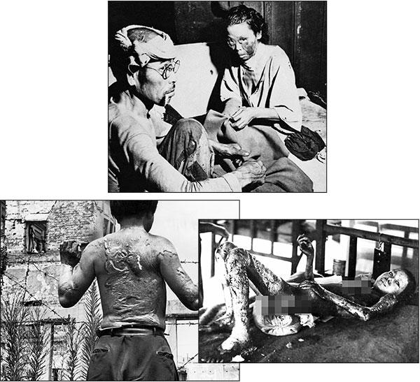 Hiroshima4 ABDNİN SAVAŞA SÜRÜKLENMESİ