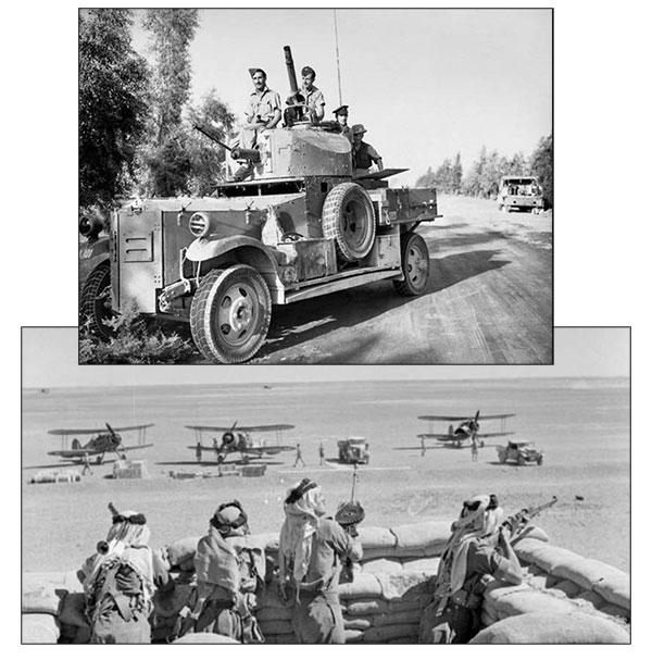 Irak1941 II. DÜNYA SAVAŞI SIRASINDA ORTADOĞU