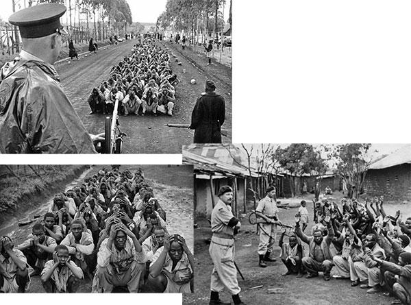 Kenya İNGİLİZ DERİN DEVLETİ VE SÖMÜRGECİLİK ZULMÜ