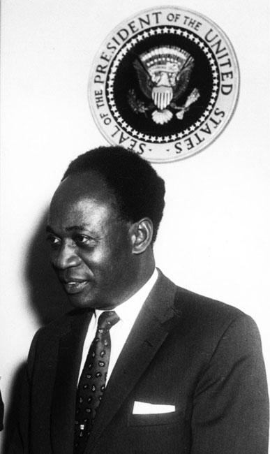 KwameNkrumah İNGİLİZ DERİN DEVLETİ VE YENİ SÖMÜRGECİLİK