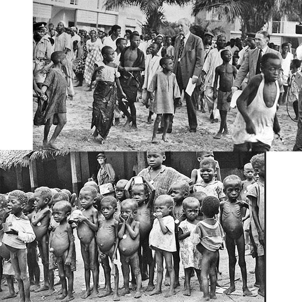 Nijerya 2 İNGİLİZ DERİN DEVLETİ VE SÖMÜRGECİLİK ZULMÜ