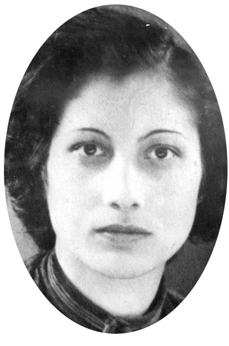 Noor Inayat Khan CHURCHILL VE II. DÜNYA SAVAŞINDA İNGİLİZ AJANLARI
