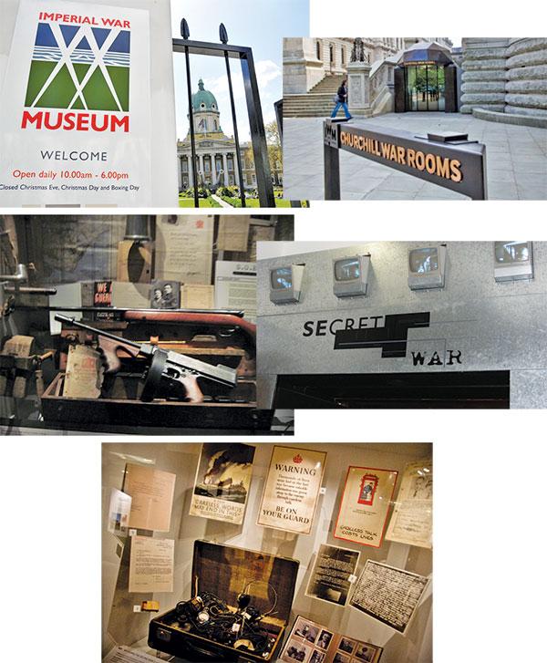 WarMuseum AB VE NATODA İNGİLİZ DERİN DEVLETİ