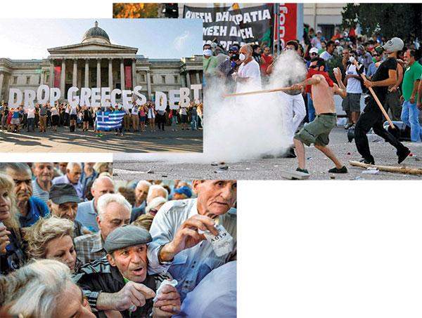 YunanistanKriz AB VE NATODA İNGİLİZ DERİN DEVLETİ