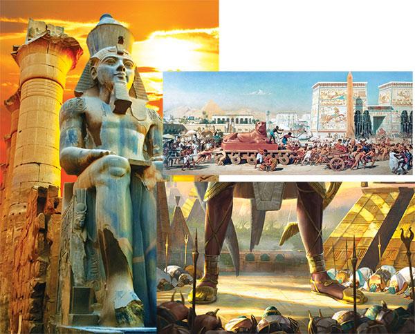 firavun2 İNGİLİZ DERİN DEVLETİ VE SÖMÜRGECİLİK ZULMÜ