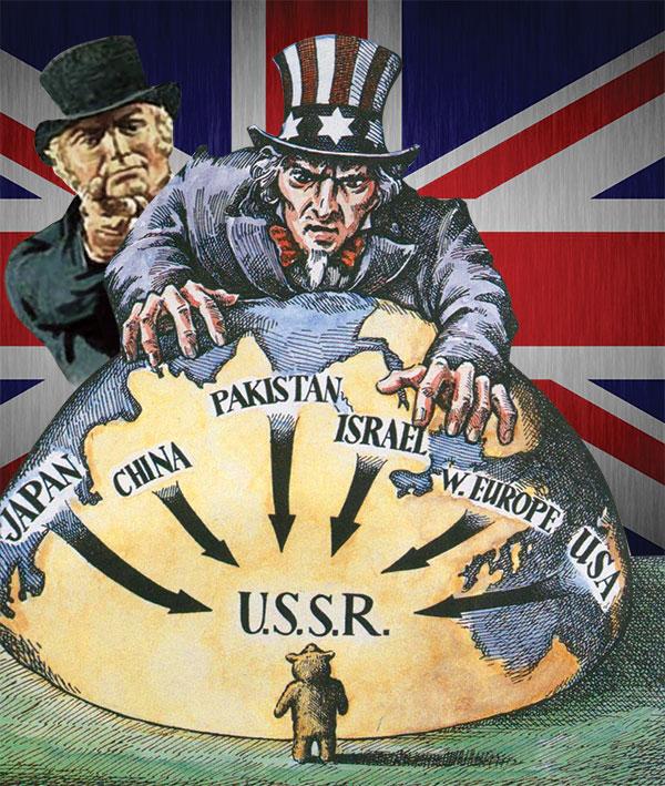 ingiliz hakimiyet karikatur AB VE NATODA İNGİLİZ DERİN DEVLETİ