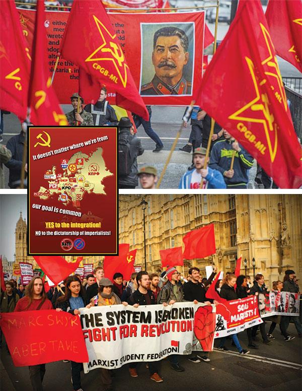 ingilterede komunizm3 AB VE NATODA İNGİLİZ DERİN DEVLETİ