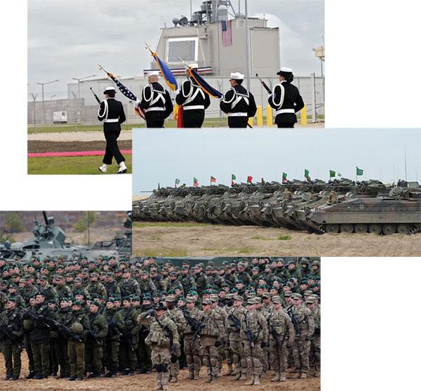 nato rusya4 AB VE NATODA İNGİLİZ DERİN DEVLETİ