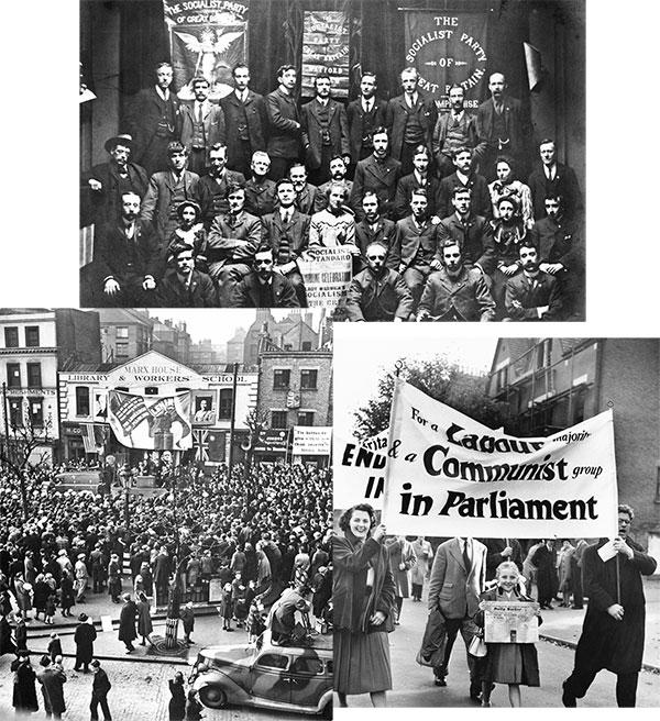 sosyalist parti ilkkonferans AB VE NATODA İNGİLİZ DERİN DEVLETİ